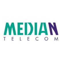 Median Telecom Logo